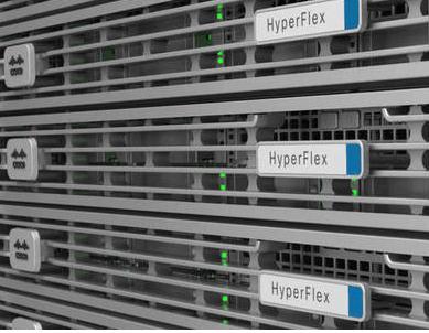 HyperFlex, hyperconvergentie herbekeken door Cisco