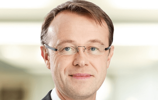Geert Standaert (Proximus), Regional CTO of the Year award, Mobile Europe