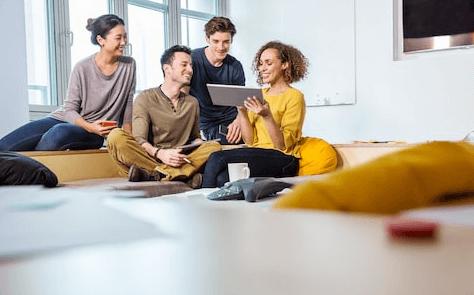 HP presenteerde op de Kunstberg in Brussel zijn Office of the Future en draagt daarin de visie uit dat technologie alleen maar een hulpmiddel is. Een gedurfde zienswijze.