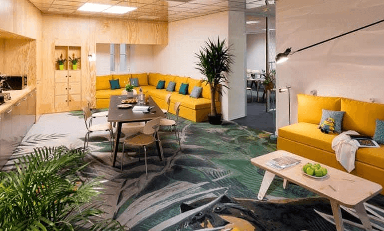 Coworking in Brussel : groot potentieel